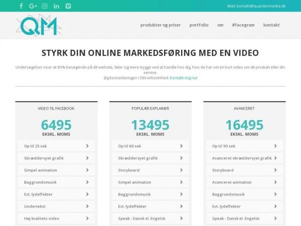 quardonmedia.dk