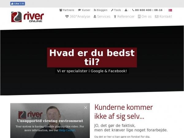 riveronline.dk