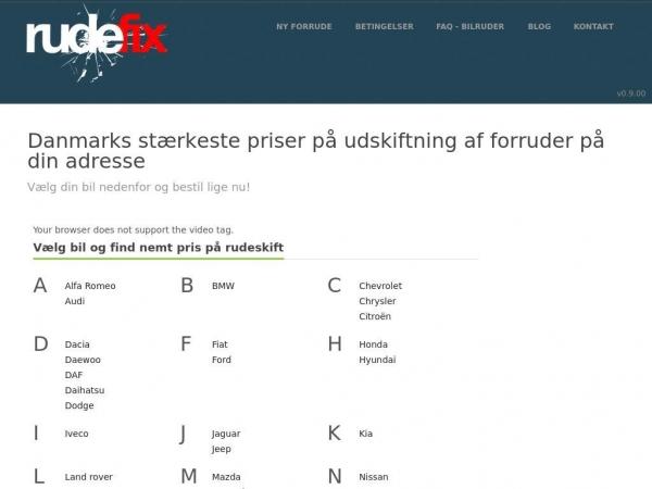 rudefix.dk