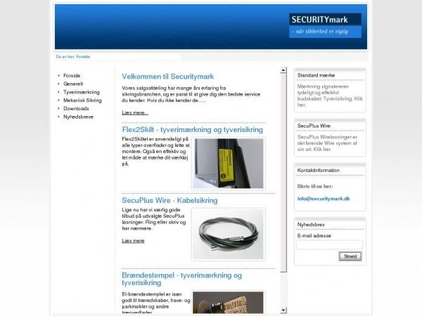 securitymark.dk