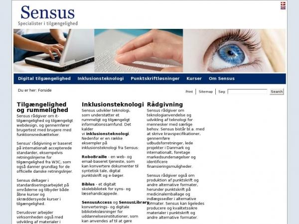 sensus.dk