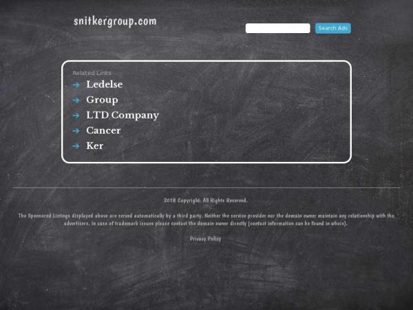 snitkergroup.com