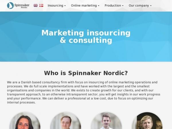 spinnakernordic.com