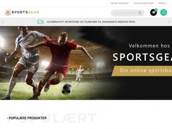 sportsgear.dk