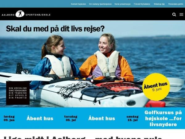 sportshojskolen.dk