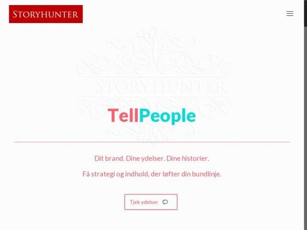 storyhunter.dk