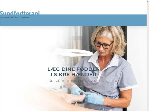 sundfodterapi.dk