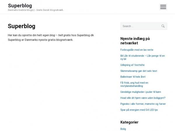 superblog.dk