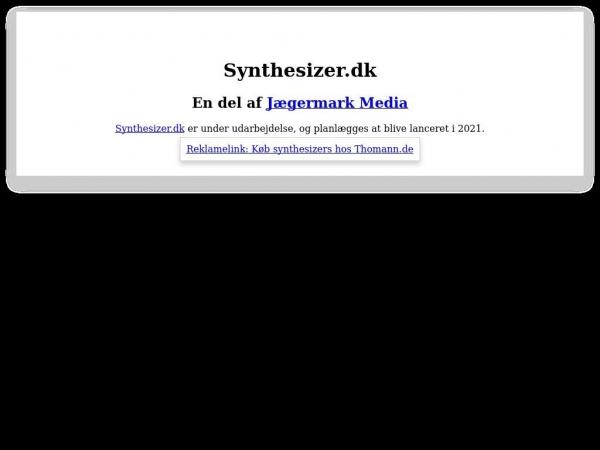 synthesizer.dk