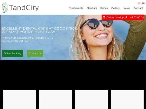 tandcity.dk