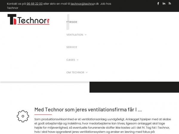 technor.dk