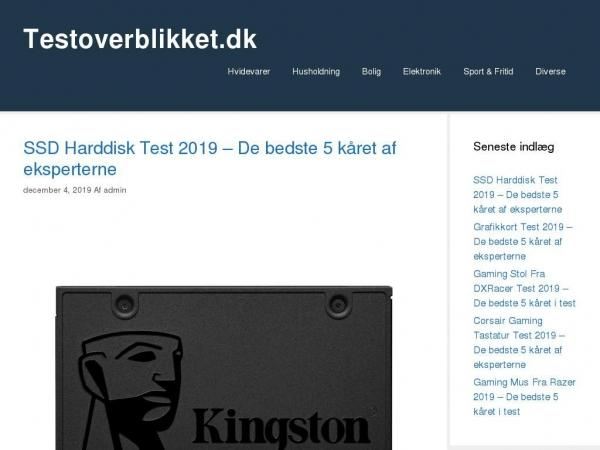 testoverblikket.dk