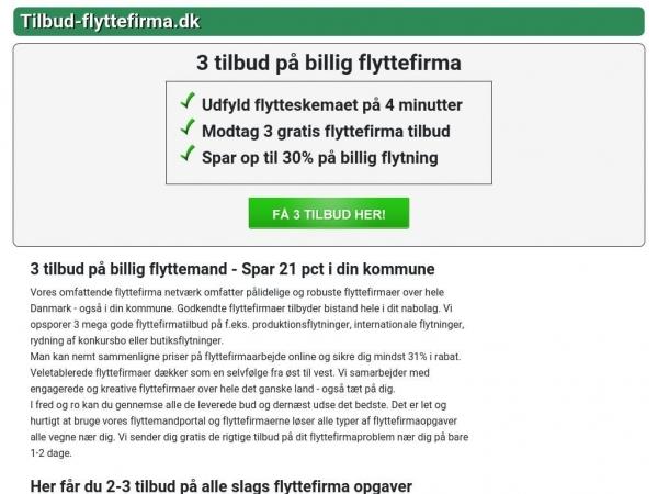 tilbud-flyttefirma.dk