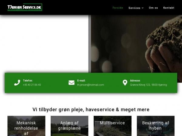 tjensenservice.dk