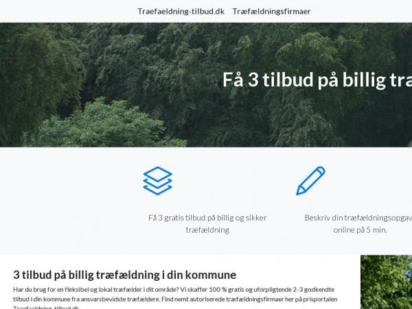 traefaeldning-tilbud.dk
