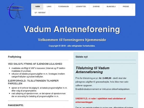 vadum-net.dk