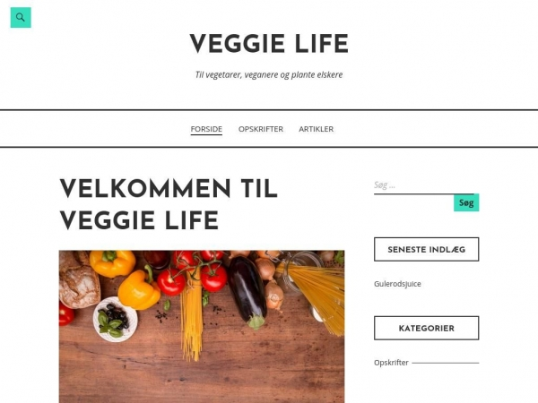 veggielife.dk