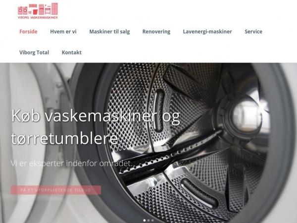 viborgvaskerimaskiner.dk