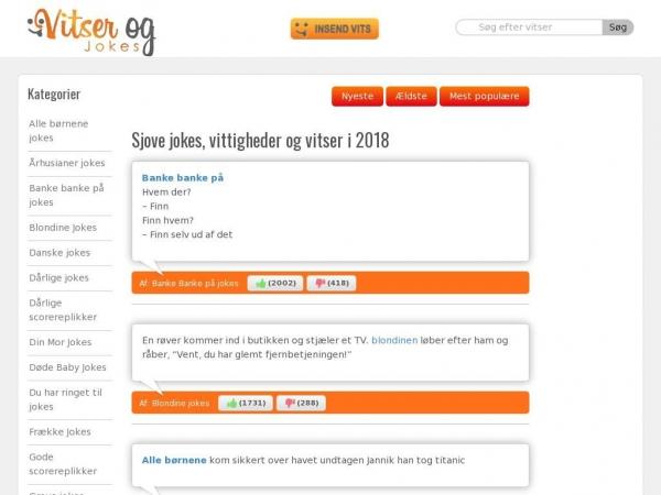 vitser-jokes.dk