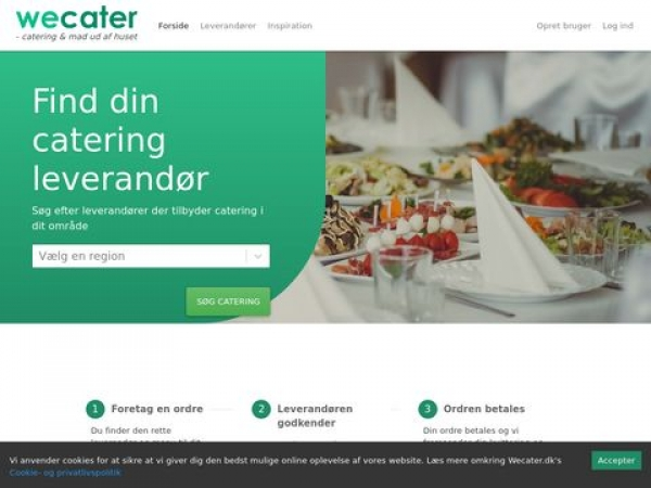 wecater.dk