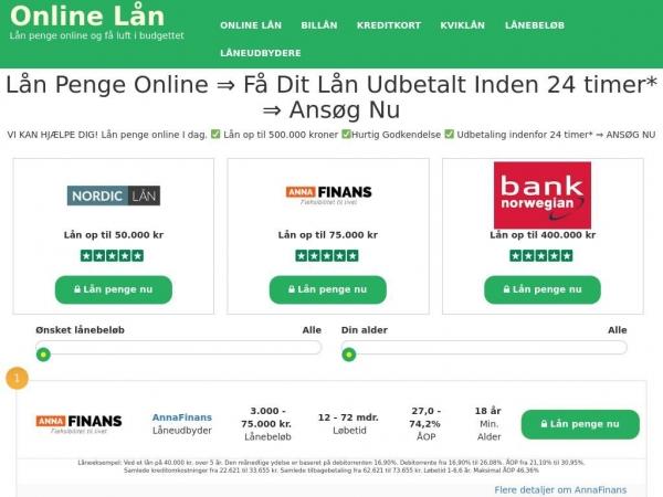 xn--online-ln-d3a.dk